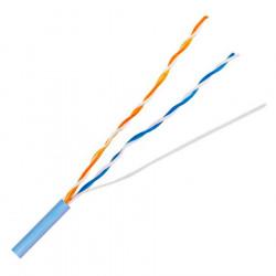 Витая пара кабель Step4Net UTP cat 5E, 2p, PVC CСА 0,50, 305м