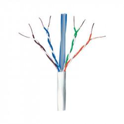Витая пара кабель AMP UTP 4P, кат. 6, LSZH, 305м