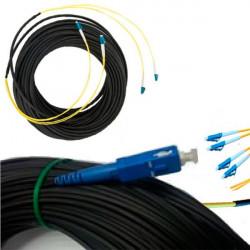 Внешний оптический патч-корд 2 волокна 100м