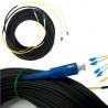Внешний оптический патч-корд 4 волокна 50м