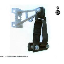 Siсame Поддерживающий комплект ESMS D для кабеля с тросом