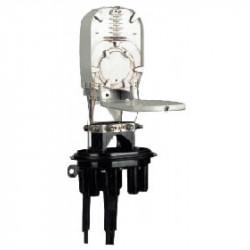 VAGO Муфта тупиковая FOSC-Q027/48-1-24