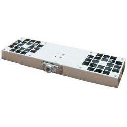"""Блок вентиляторов 19"""" с термостатом для Easycase"""