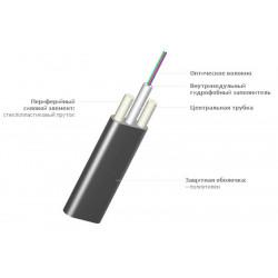 Оптический кабель ОЦПс-П 1,5кН 2 волокна