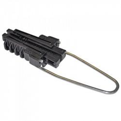 VAGO Анкерный зажим Н0, кабельная арматура Premium для круглого самонесущего ADSS кабеля