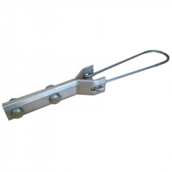 VAGO Анкерный зажим Н5, кабельная арматура Premium для круглого самонесущего ADSS кабеля