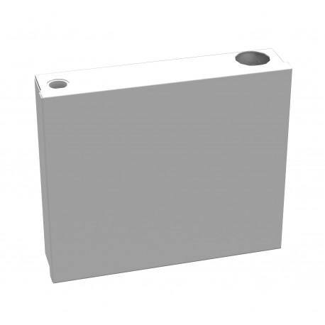 Антивандальний бокс ДРС-190 220х195х45 (ВхШхГ)