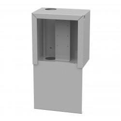 РК-520 320х520х400ВхШхГ Антивандальный ящик