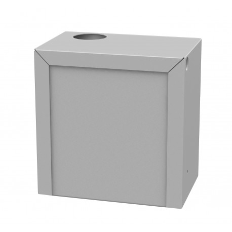 Антивандальный ящик РК-520 290х215х135 (ВхШхГ)