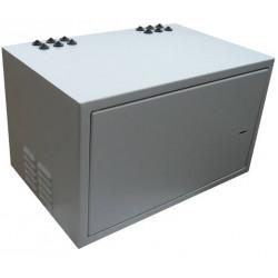 Антивандальный шкаф 6U 600х500х365