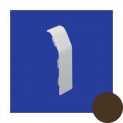 Marshall Tufflex Соединитель наличника коричневый 75х20 для плинтусного короба