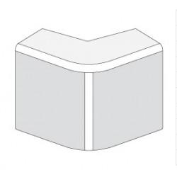 ДКС 40x17мм Угол внешний, коричневый
