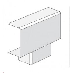 ДКС 40x17мм Тройник, коричневый