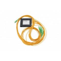 PLC оптический делитель PS-108-B2-2B10-SA PLC сплиттер
