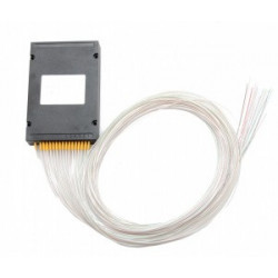 PLC оптический делитель PS-108-B2-9B15-NC PLC сплиттер