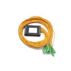 PLC оптический делитель PS-116-B3-3B15-SA PLC сплиттер