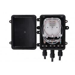 Волоконно-оптическая муфта GJS-9001 на 24- 48 волокон