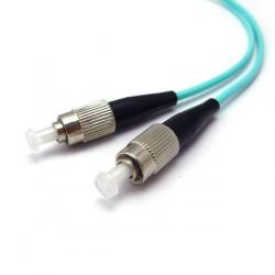 Коннектор оптический (собранный) FC simplex MM (PC), 0,9мм