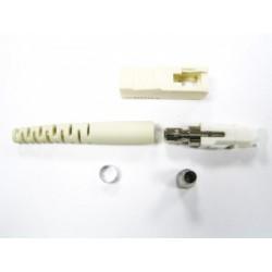 Коннектор оптический (собранный) SC simplex MM (PC), 3мм