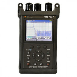 Оптический рефлектометр FOD-7307 1310/1550/1490 nm, SM, FC