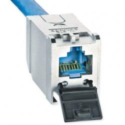 Corning Модуль экранированный S500, 1xRJ45, FutureCom, кат.6a