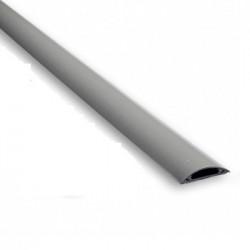 Короб напольный 90x19 мм , серый , 2 м., KSS
