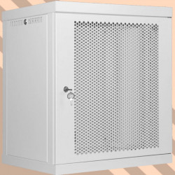 Шкаф настенный CSV Wallmount Lite 18U-450 (перф) 1845-П-ШН
