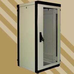 Серверный шкаф напольный CSV Lite Plus 24U-600х1000 (акрил)