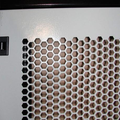 24U 600x600 напольный серверный телекоммуникационный шкаф