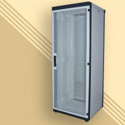 Шкаф напольный CSV Lite Plus 24U-600х600 (перф.)