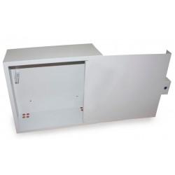 Антивандальный ящик БК-550-3U-К-ПН