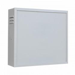 Антивандальный ящик БК-550-2U-С-ПН сталь 1.8 мм
