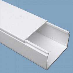 Короб для кабеля 40×40 пластиковый кабельканал
