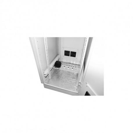 Всепогодный уличный климатический шкаф ШКК 42U