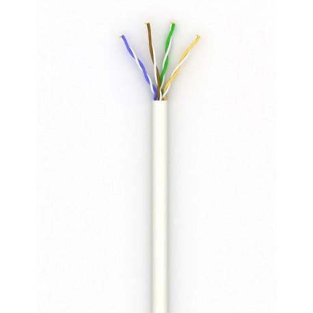 КПВ-ВП (100) 2*2*0,50 (UTP-cat.5) Одескабель витая пара Lan-кабель