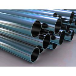 25мм/1мм Металлическая кабельная оцинкованная труба, безрезьбовая, длина 3м