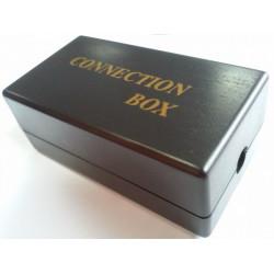 Соединительная коробка для 2-х сегментов кабеля