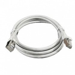 Патч-корд 3м серый FTP кат6