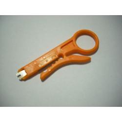 Инструмент для зачистки и заделки кабеля