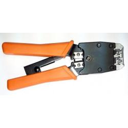 Инструмент профи для обжимки RJ-45 (8P8C) и RJ-12(6P6C) (HT-500R)