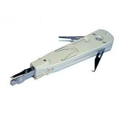 Инструмент профи для заделки телефонных плинтов KRON
