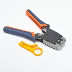 Инструмент для обжимания коннекторов 8C8P, 6PxC