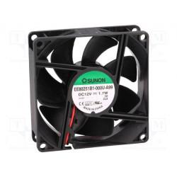 Вентилятор EE80251B1-A99 80x80x25 мм