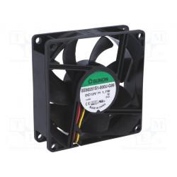 Вентилятор EE80251S1-G99 80x80x25 мм
