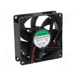 Вентилятор EE80252S1-A99 80x80x25 мм