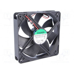 Вентилятор EEC0251B1-A99 120x120x25 мм