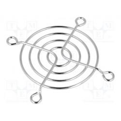FG-06 60x60мм Решетка металлическая для вентилятора