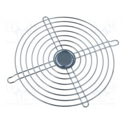 FG-17 172x151мм Решетка металлическая для вентилятора