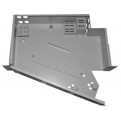 Оптическая панель CSV 2U-48 Full с кассетами в сборе