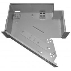 Оптическая панель CSV 3U-96 Full с кассетами в сборе